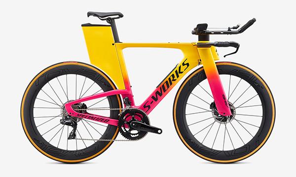 Specialized S-Works Shiv Disc Yellow Bike