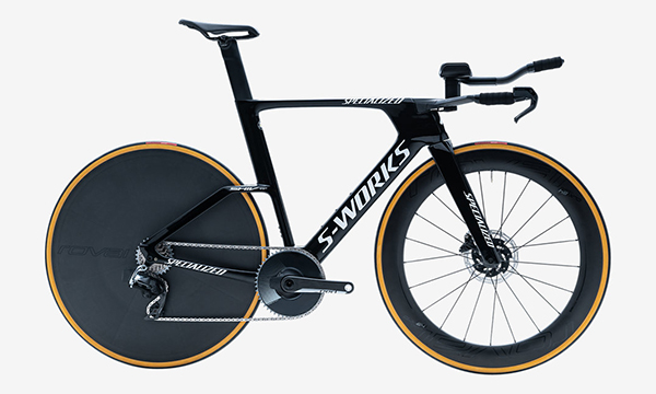 Specialized S-Works Shiv TT Disc Black Bike