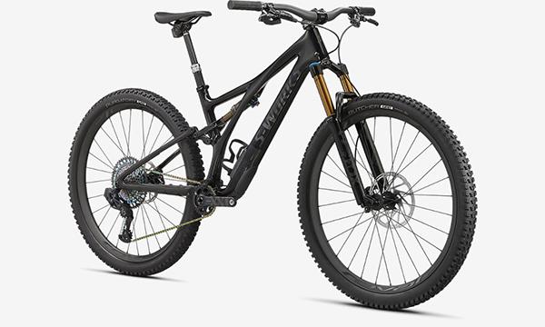 Specialized S-Works Stumpjumper Black Bike