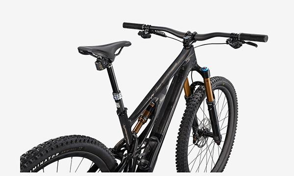 Specialized S-Works Stumpjumper EVO Black Bike