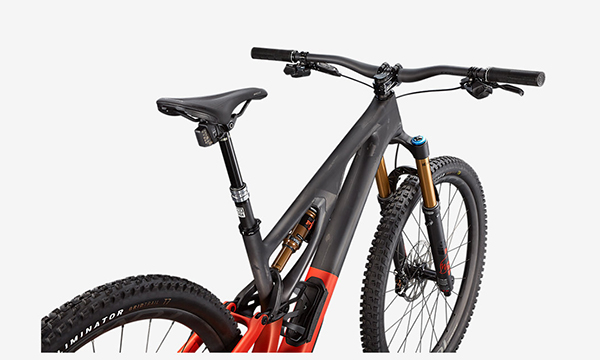 Specialized S-Works Stumpjumper EVO Redwood Bike