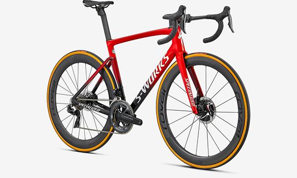 Specialized S-Works Tarmac SL7 - Dura Ace Di2 Red Bike