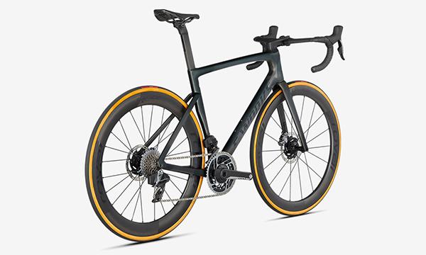 Specialized S-Works Tarmac SL7 - SRAM Red ETap AXS Silver Bike