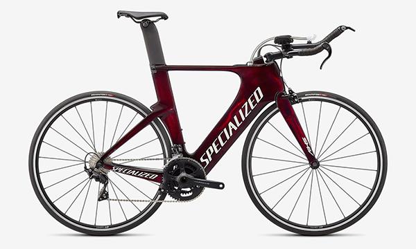 Specialized Shiv Sport Red Bike
