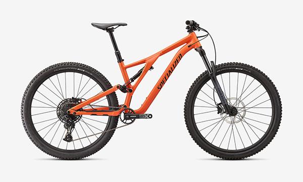 Specialized Stumpjumper Alloy Orange Bike