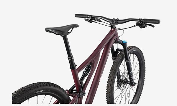 Specialized Stumpjumper Comp Alloy Brown Bike