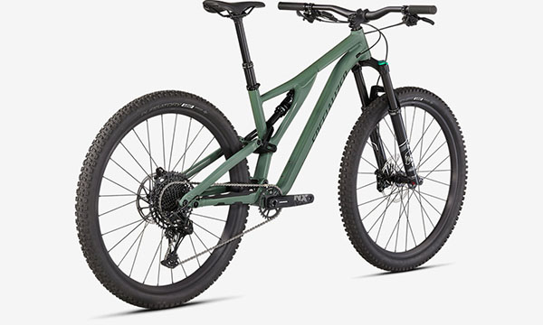 Specialized Stumpjumper Comp Alloy Green Bike