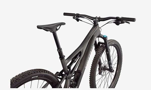 Specialized Stumpjumper Comp Black Bike