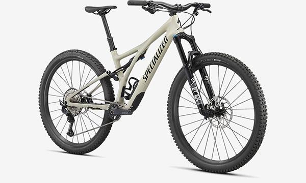 Specialized Stumpjumper Comp White Bike