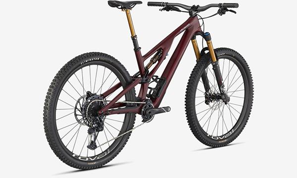 Specialized Stumpjumper EVO Pro Red Bike