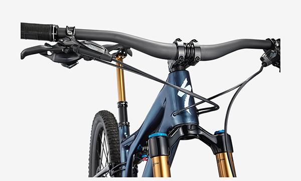 Specialized Stumpjumper Pro Blue Bike