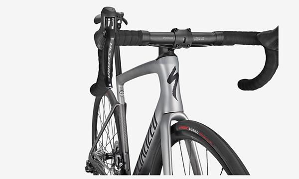 Specialized Tarmac SL7 Expert - Ultegra Di2 Silver Bike