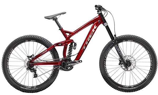Trek Session 8 27.5 Bike